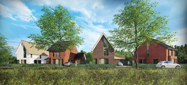 Bouwbedrijf van Ree wint tender voor ontwikkeling 16 woningen Veenendaal-oost